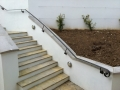 ...outdoor steps...