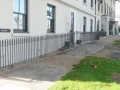 Railings at Poundbury