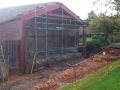 Redstart School Hall extension
