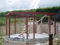 Conservatory framework..