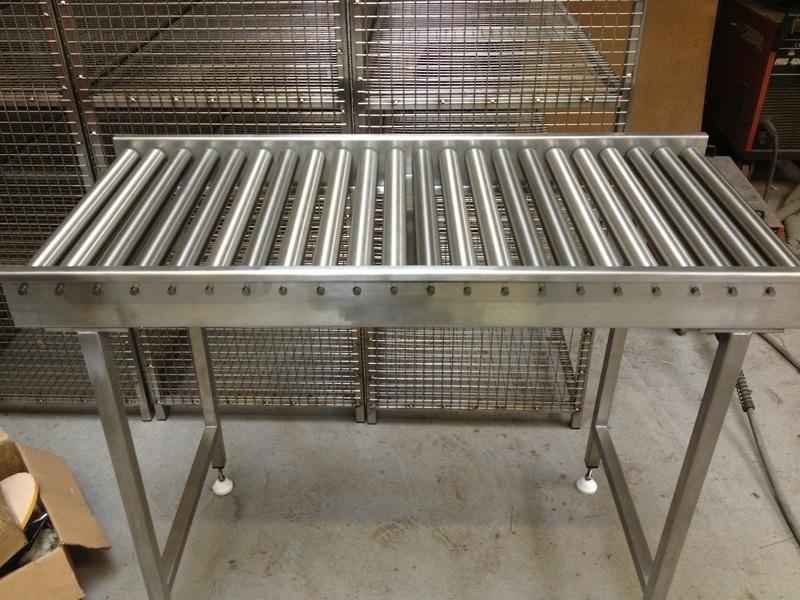 Stainless Steel Fabrications – KDDF Steel Fabricators