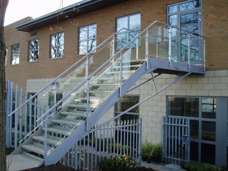 Gates, Balustrades, Staircases and Fire Escapes – KDDF